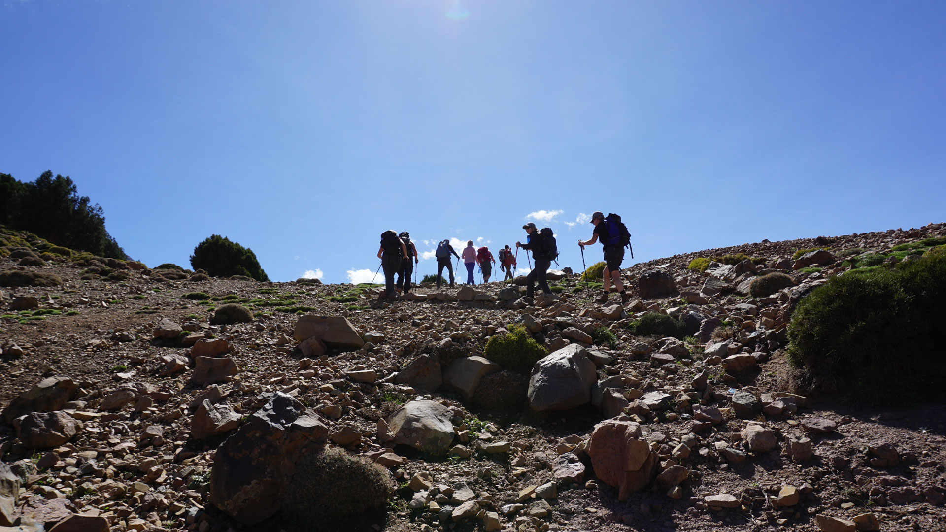 Expeditionsresor Toubkal (4)