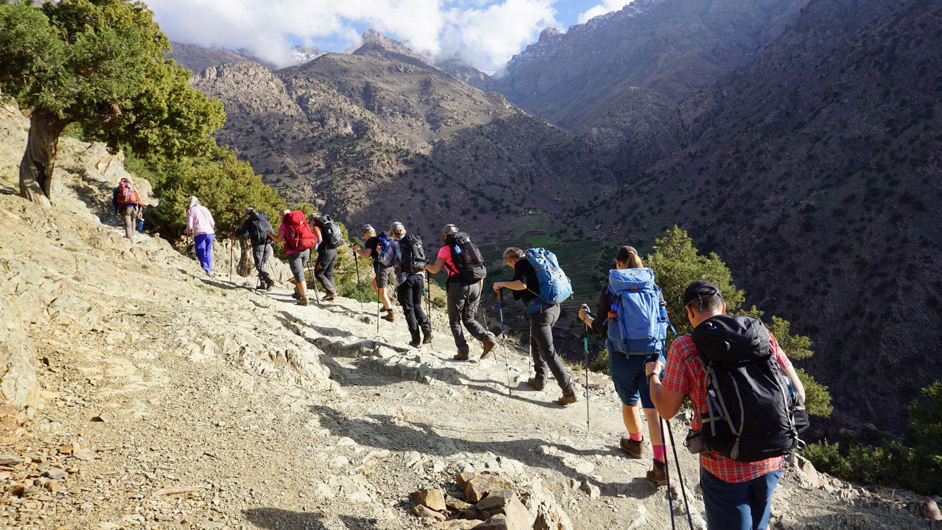 Expeditionsresor Toubkal (6)