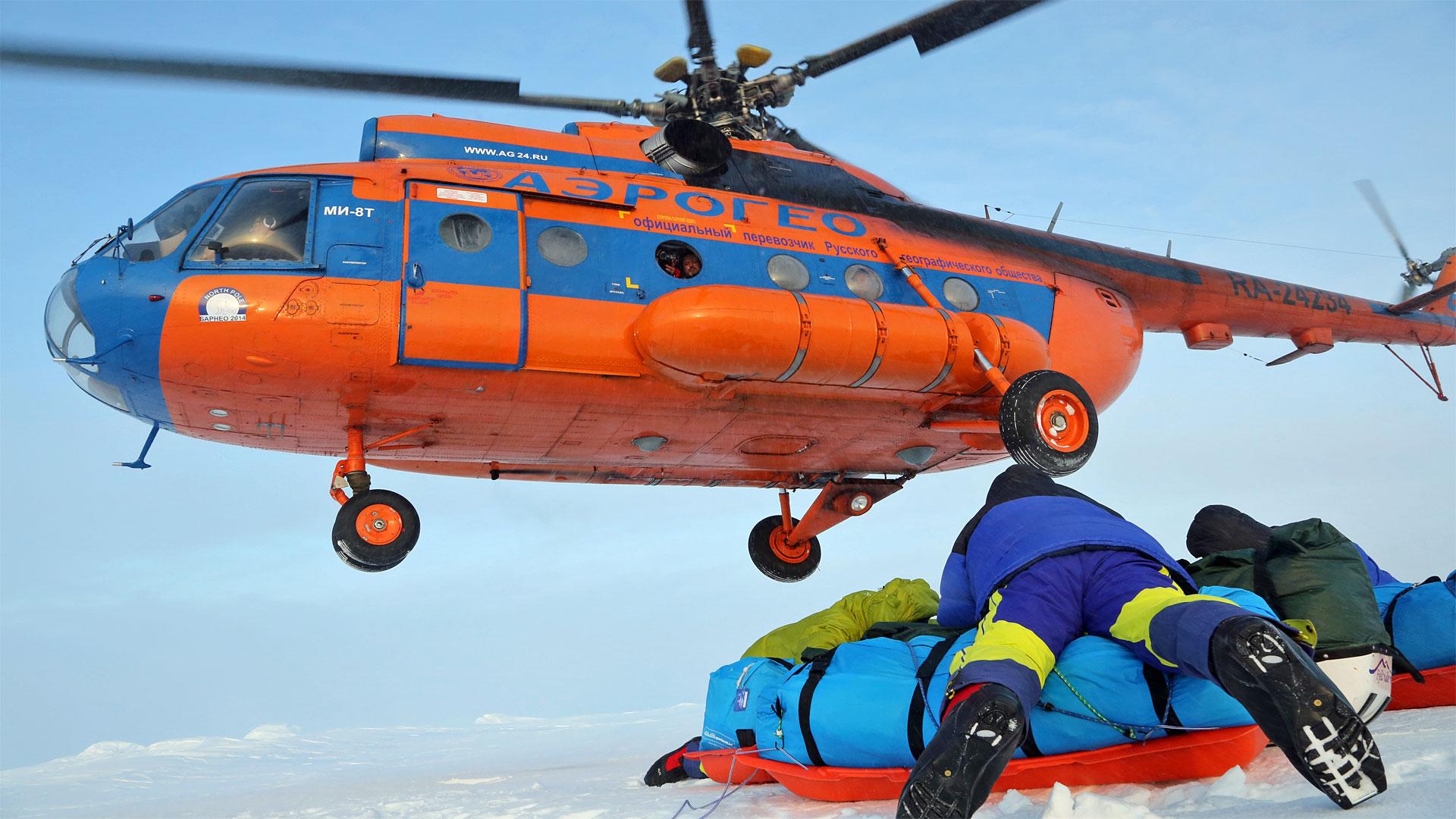 Expeditionsresor Nordpolen 2014 (11)