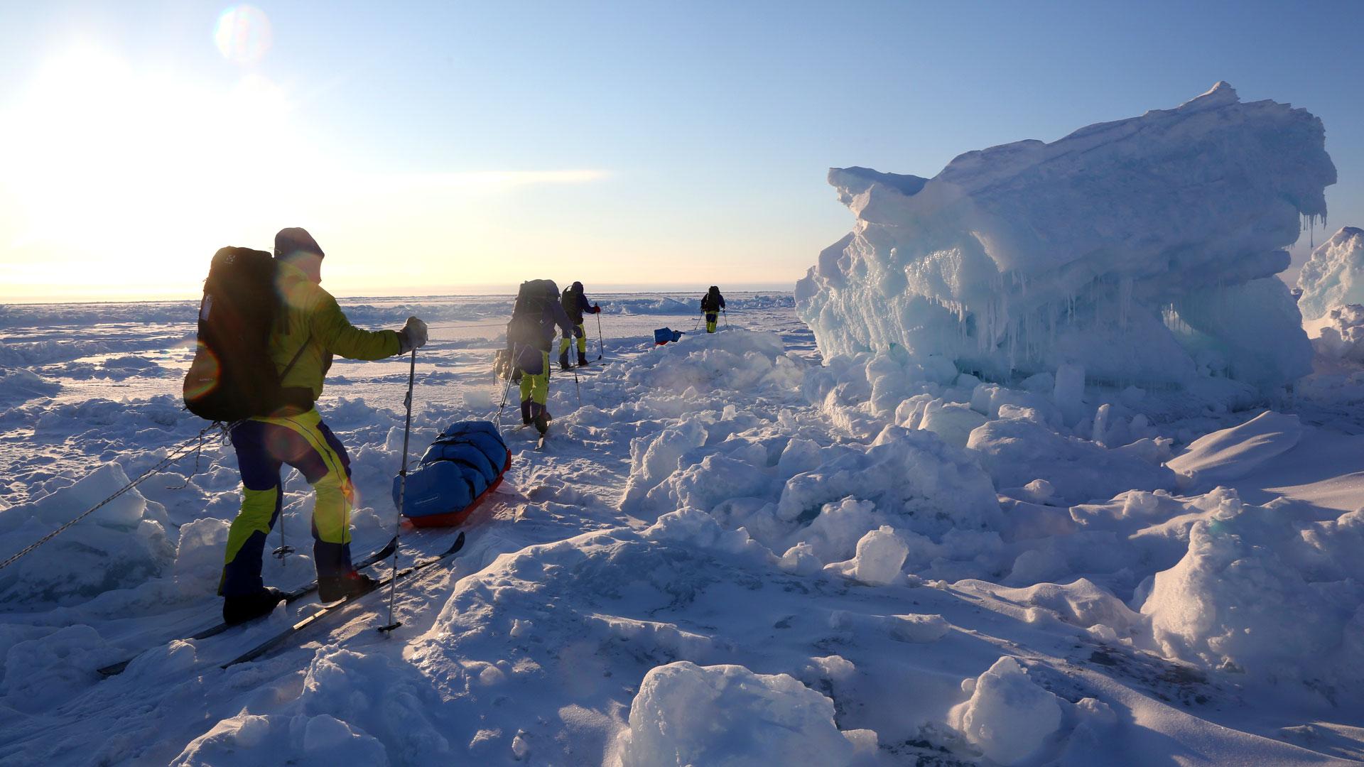 Expeditionsresor Nordpolen 2014 (25)