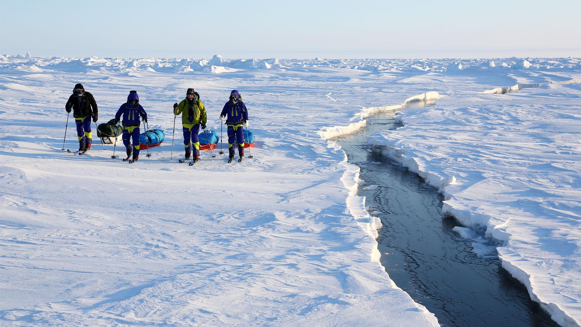 Expeditionsresor Nordpolen 2014 (30)