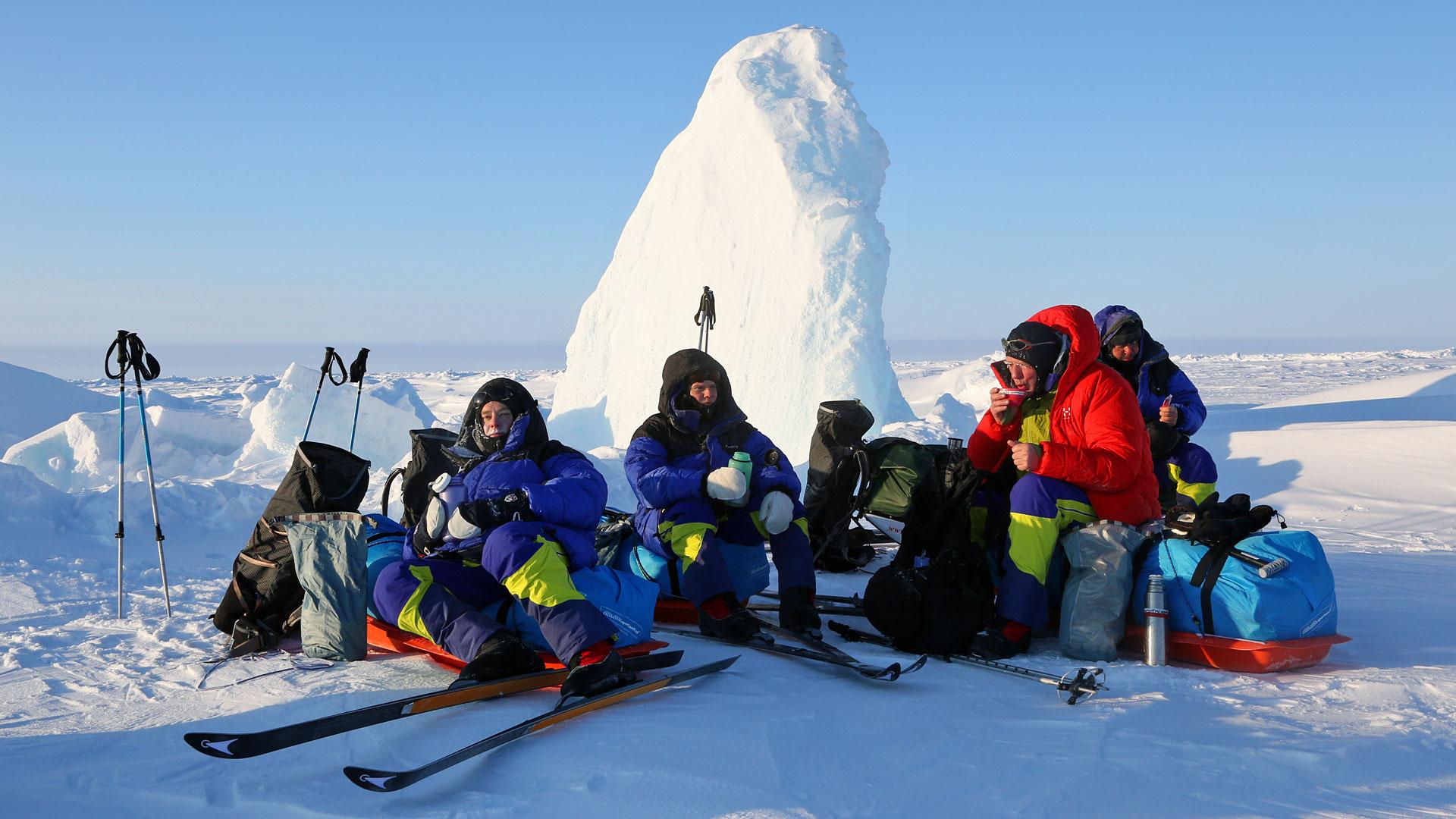 Expeditionsresor Nordpolen 2014 (38)