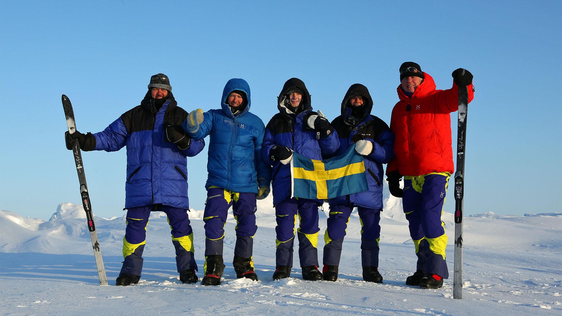 Expeditionsresor Nordpolen 2014 (42)